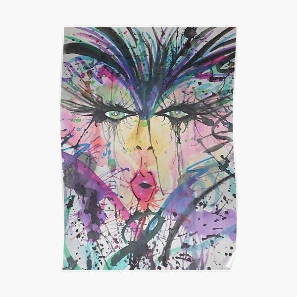 Mardi Gras Mistress Poster