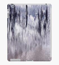 Silver devastation iPad Case/Skin