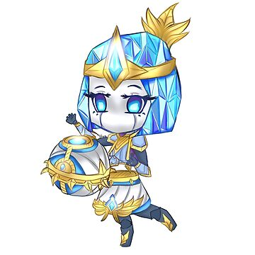 Chibi Orianna Victorious by Ithea