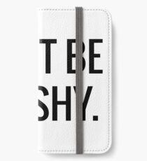 Don't Be Trashy.  iPhone Wallet/Case/Skin