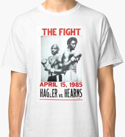 Hagler vs. Hearns Camiseta clásica