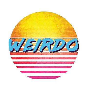WEIRDO by polveri