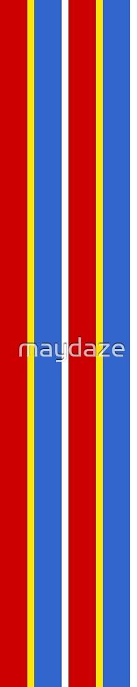 ernie stripes by maydaze