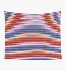 ernie stripes Wall Tapestry