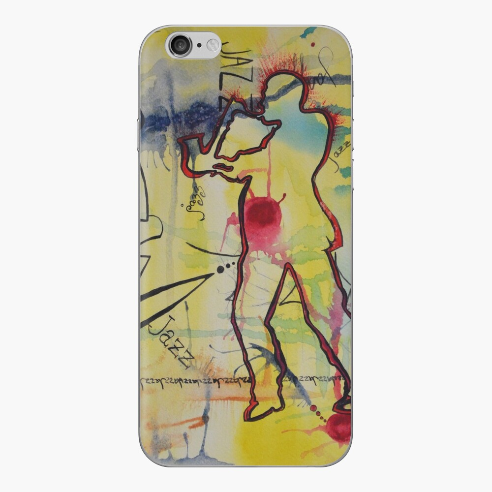 All That Jazz iPhone Skin