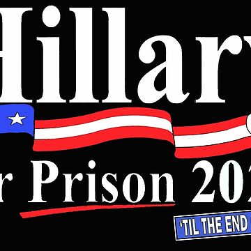 Hillary til the end of time 2020 by MARTYMAGUS1