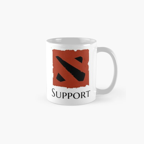 Dota 2 Support Role Classic Mug