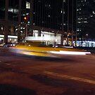 NYC Taxi Blur by agenda
