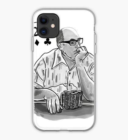 Doyle Brunson Poker Legend iPhone Case