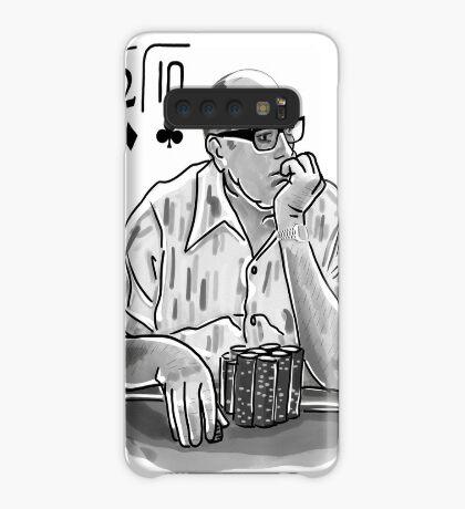 Doyle Brunson Poker Legend Case/Skin for Samsung Galaxy