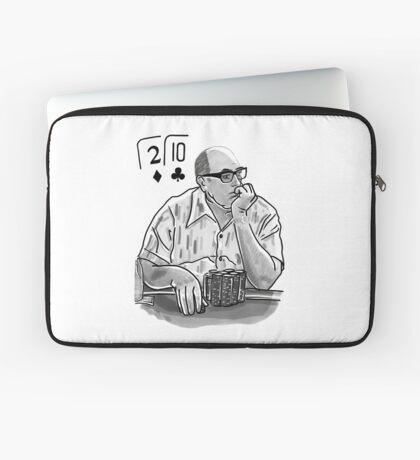 Doyle Brunson Poker Legend Laptop Sleeve