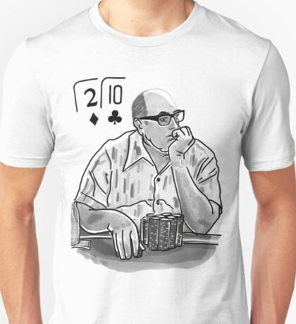 Doyle Brunson Poker Legend T-Shirt