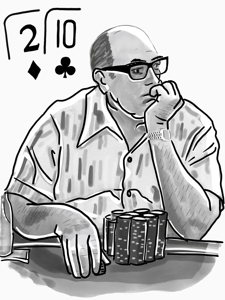 Doyle Brunson Poker Legend by fullrangepoker
