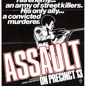 Assault on Precinct 13 by seagleton