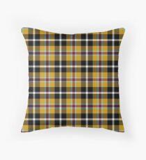 Cornish National Tartan Throw Pillow