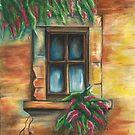 Italian Tuscan Window by SpiritSeekers