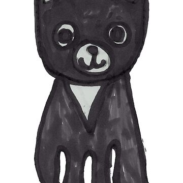 Tuxedo Cat! by PositiveAutism