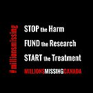 Stop the Harm! by Millions Missing Canada