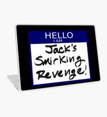"Fight Club- ""I AM JACK'S SMIRKING REVENGE"" Laptop Skin"