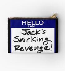 """Fight Club- """"I AM JACK'S SMIRKING REVENGE"""" Studio Pouch"""