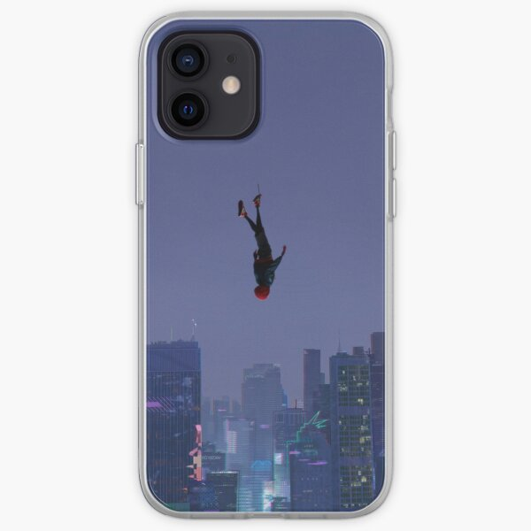 Miles tombant 2 Coque souple iPhone