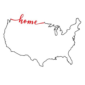 Home Sweet Home - United States of America by indicap