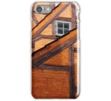 Half-timbered iPhone Case/Skin