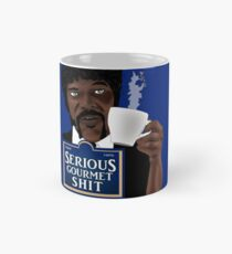Serious Gourmet Shit Classic Mug