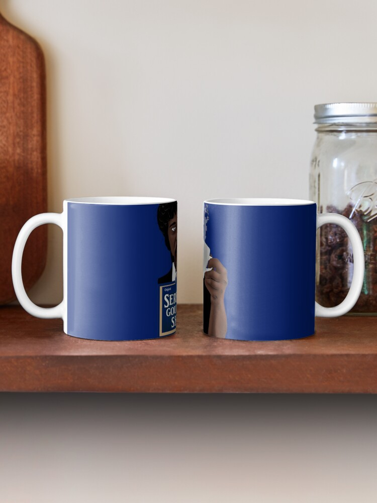 Alternate view of Serious Gourmet Shit Mug