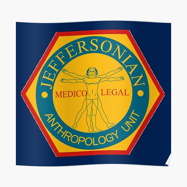 THE JEFFERSONIAN INSTITUTE  Poster