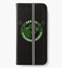 Sexual Tyrannosaurus iPhone Wallet/Case/Skin