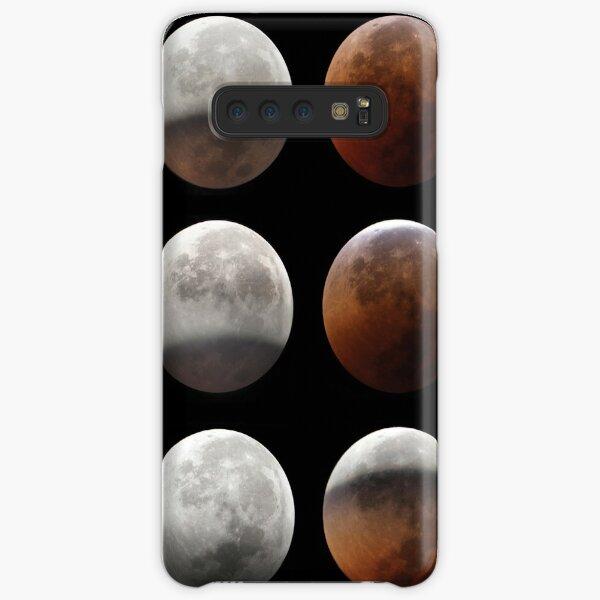 Super blood moon Samsung Galaxy Snap Case