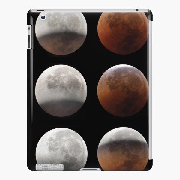 Super blood moon iPad Snap Case