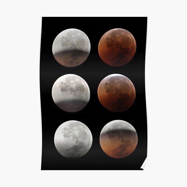 Super blood moon Poster