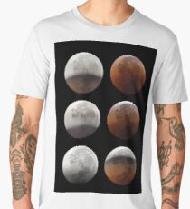 Supermond Männer Premium T-Shirts