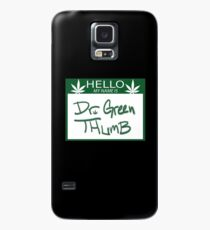 Dr. Green Thumb Case/Skin for Samsung Galaxy