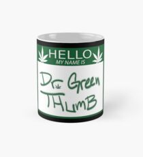 Dr. Green Thumb Mug