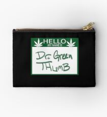 Dr. Green Thumb Studio Pouch