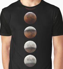 Supermond - Reihe Grafik T-Shirt