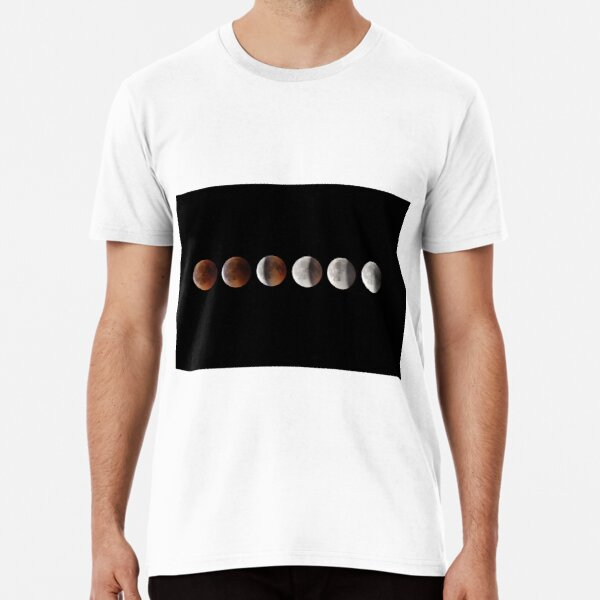 Supermond - Reihe Premium T-Shirt