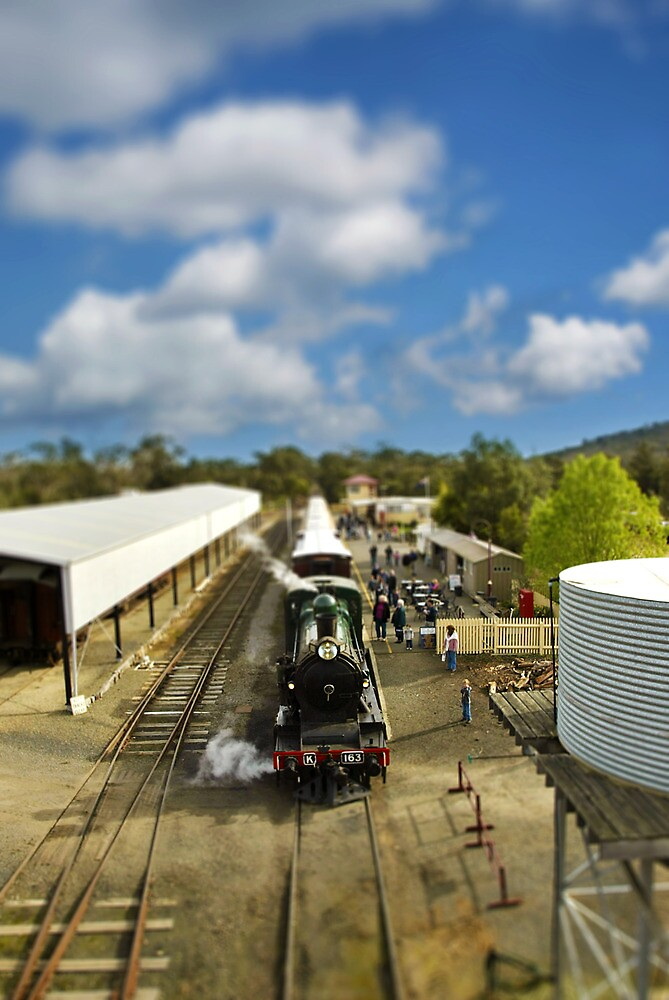 Real Toy Train by Yanni