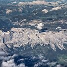 Dachstein Massif and Glacier by Kasia-D