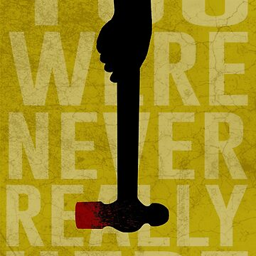 you were never really here by MrGekko