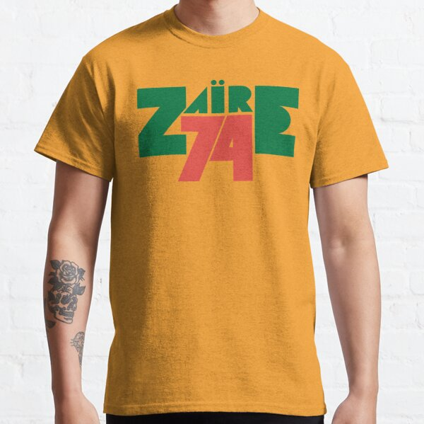 Zaire '74 - James Brown Classic T-Shirt