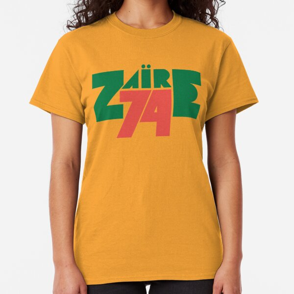 Zaire '74 - James Brown, rumble in the jungle Classic T-Shirt