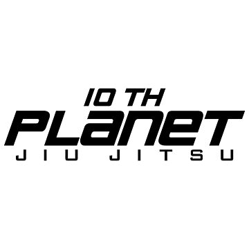 10th Planet Jiu-Jitsu Black by MillSociety