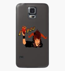 Temple of Love Case/Skin for Samsung Galaxy