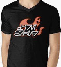 Fire Brand Men's V-Neck T-Shirt