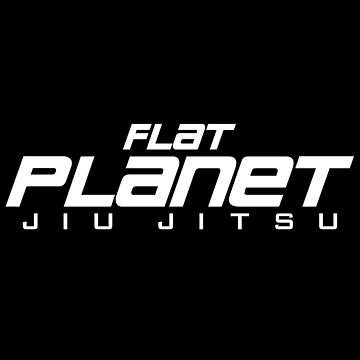 Flat Planet Jiu-Jitsu by MillSociety