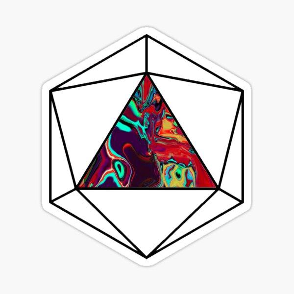 ODESZA - Trippy wave Sticker